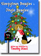 Book, Sleepytown Beagles, Jingle Beagles